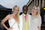 Natascha Gruen, Papis Loveday and  Verena Kerth attend the Verena Kerth birthday party at P1 on July 18, 2013 in Munich, Germany. Kerth also celebrated the release of the new Playboy issue with her on the cover.