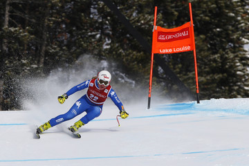 Verena Stuffer Audi FIS Alpine Ski World Cup - Women's Downhill