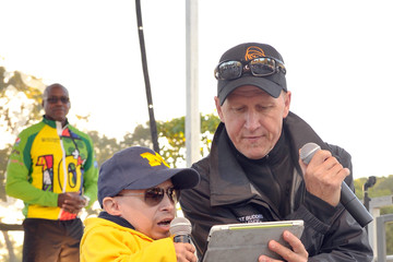 Verne Troyer Best Buddies Challenge: Hearst Castle Carmel to San Simeon