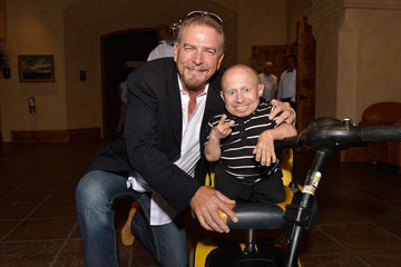 Verne Troyer Best Buddies Challenge: Hearst Castle Kick-off Reception Hosted by Maria Shriver
