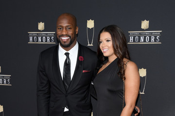 Vernon Davis 8th Annual NFL Honors - Arrivals