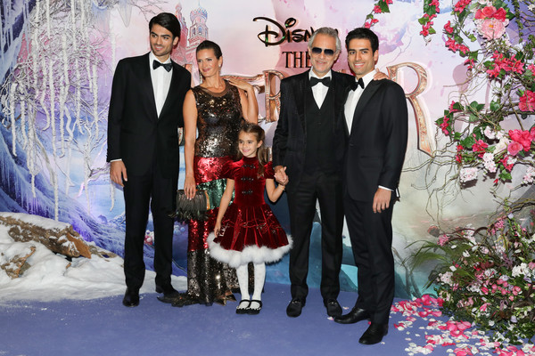 Disney's 'The Nutcracker' European Premiere - Red Carpet Arrivals