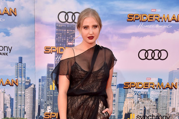 Veronica Dunne Premiere of Columbia Pictures' 'Spider-Man: Homecoming' - Arrivals
