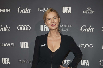 Veronica Ferres IQOS At Berlin Opening Night By GALA And UFA Fiction