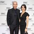 Veronique Zidane IWC Race Night At SIHH 2013 - Red Carpet Arrivals