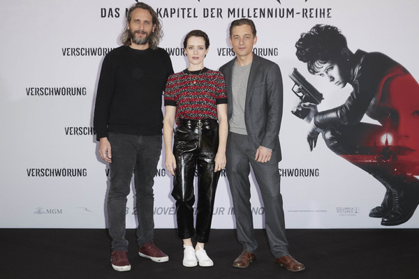 'Verschwoerung' Photo Call In Berlin