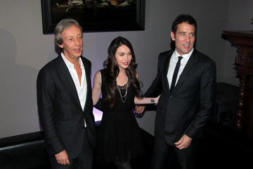 Clive Owen Perry Oosting Vertu Constellation Launch Party In Moscow, Russia to Celebrate The Launch of the New Constellation Touch Screen Handset - Arrivals