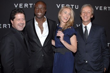 Frank Nuovo Vertu Smartphone Launch Party