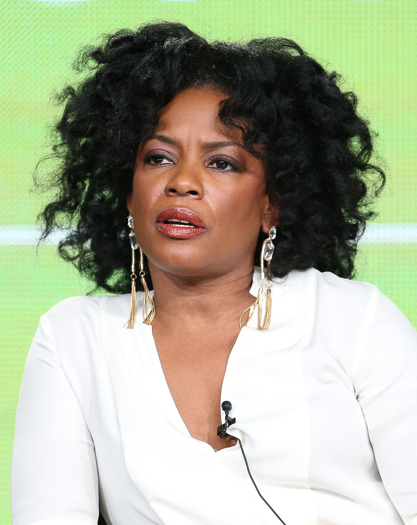 Aunjanue Ellis in Viacom Winter TCA 2015 - Zimbio