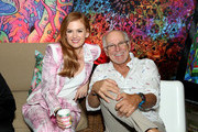 """Isla Fisher and Jimmy Buffett attend Vice Studios And Neon Present """"The Beach Bum"""" SXSW World Premiere After Party on March 09, 2019 in Austin, Texas."""