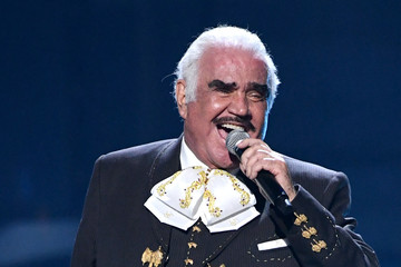 Vicente Fernández The 20th Annual Latin GRAMMY Awards - Social