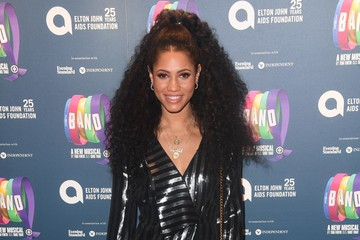 Vick Hope 'The Band' Charity Gala Performance - Red Carpet Arrivals