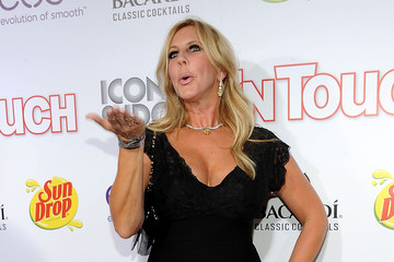 Vicki Gunvalson In Touch Weekly's 5th Annual 2012 Icons + Idols