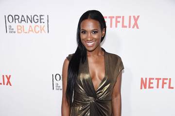 Vicky Jeudy 'Orange Is The New Black' New York City Premiere