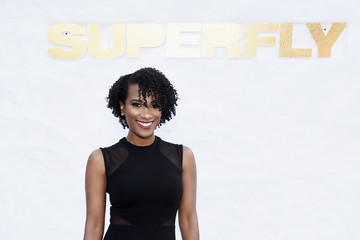 """Vicky Jeudy Sony Pictures Entertainment Hosts Special Screening Of """"Superfly"""""""