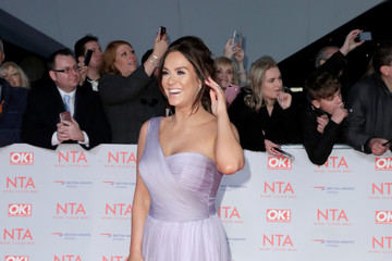 Vicky Pattison National Television Awards - Red Carpet Arrivals