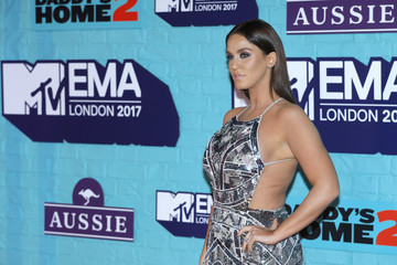 Vicky Pattison MTV EMAs 2017 - Red Carpet Arrivals