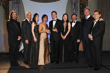 Vicky Yamamoto Society For Brain Mapping And Therapeutics (SMBT) 12th Annual World Congress Black Tie Gala - Inside