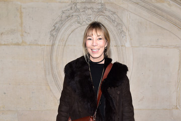 Victoire de Castellane Christian Dior : Photocall - Paris Fashion Week - Haute Couture Spring Summer 2017