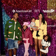Victor Cruz American Girl Celebrates Debut Of World By Us And 35th Anniversary With Fashion Show Event In Partnership With Harlem's Fashion Row