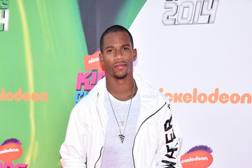 Victor Cruz Arrivals at the Nickelodeon Kids' Choice Sports Awards — Part 2