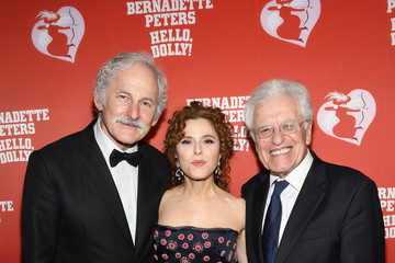 Victor Garber Bernadette Peters' Opening Night of 'Hello, Dolly!' On Broadway