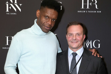 Victor Glemaud IMG And Harlem Fashion Row Host Next Of Kin: An Evening Honoring Ruth E. Carter - Arrivals