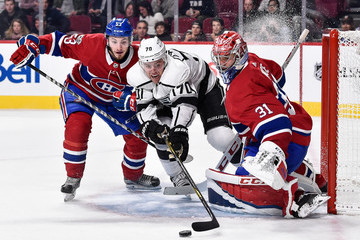 Victor Mete Los Angeles Kings v Montreal Canadiens