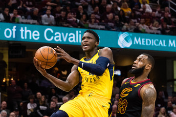Victor Oladipo Indiana Pacers vs. Cleveland Cavaliers - Game Two