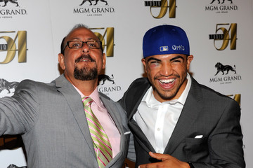 Rolando Arellano Victor Ortiz Appears At Studio 54