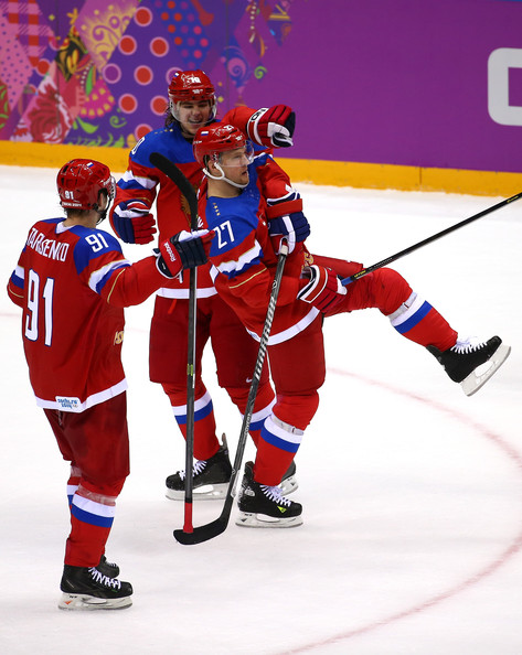 Victor Tikhonov Alexei Tereshchenko  27 of Russia celebrates with his    Viktor Tikhonov Olympics