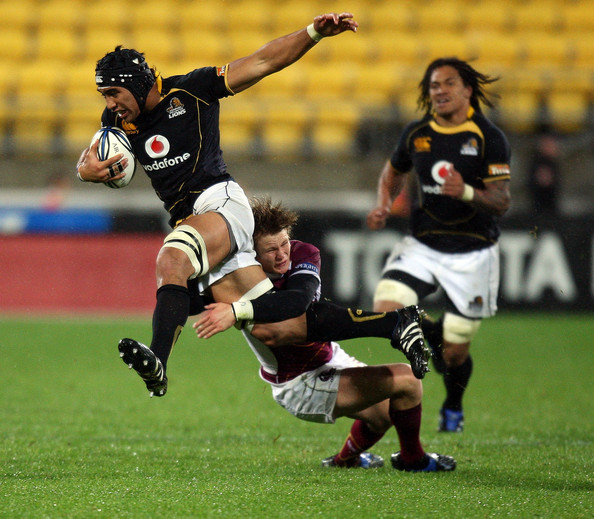 Air New Zealand Cup - Wellington v Southland