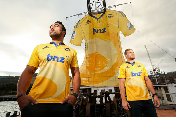 Adidas Super Rugby Jersey Launch