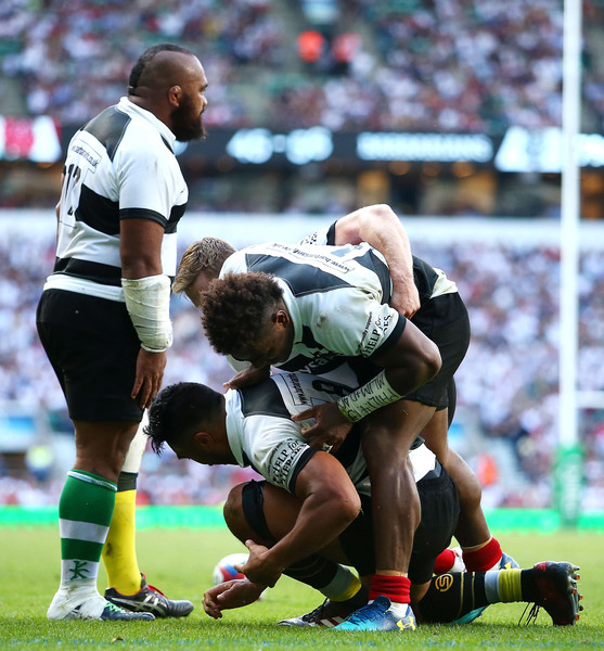 England vs. Barbarians - Quilter Cup