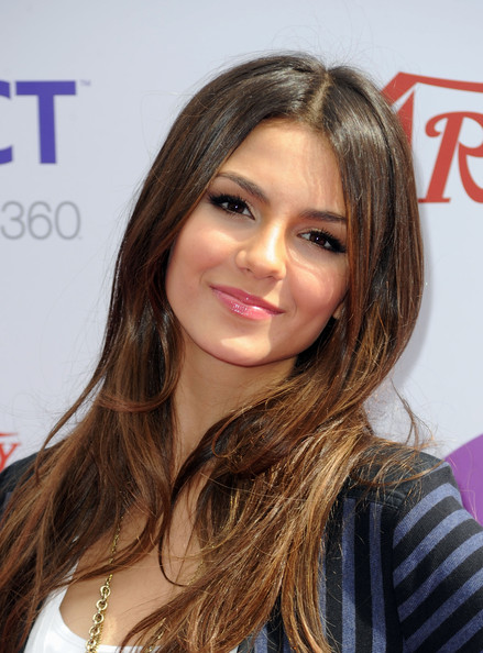 Victoria Justice Actress Victoria Justice arrives at Variety 39s 4th Annual