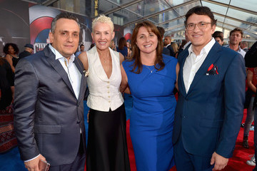 Victoria Alonso The World Premiere of Marvel's 'Captain America: Civil War' - Red Carpet