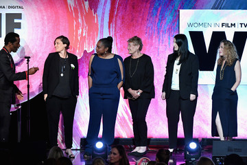 Victoria Alonso Women In Film 2018 Crystal + Lucy Awards Presented By Max Mara, Lancome And Lexus - Inside