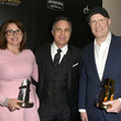 Victoria Alonso 23rd Annual Hollywood Film Awards - Press Room