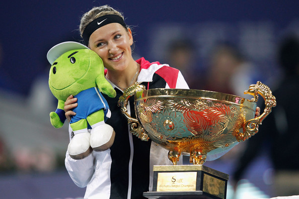 Victoria Azarenka - 2012 China Open - Day 9