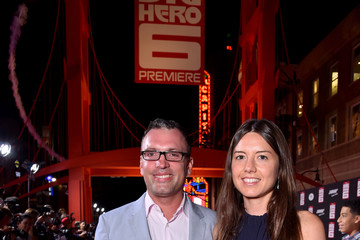 Victoria De La Vega 'Big Hero 6' Premieres in Hollywood