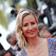 Victoria Hervey 'Invisible Demons' Red Carpet - The 74th Annual Cannes Film Festival