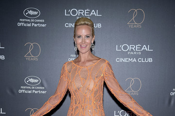 Victoria Hervey Gala 20th Birthday of L'Oreal in Cannes - The 70th Annual Cannes Film Festival