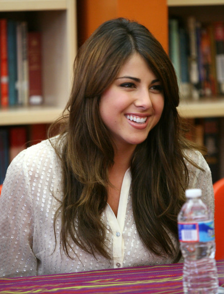 "Daniella Monet from the cast of Nickelodeon's ""Victorious"" visit Duke ..."