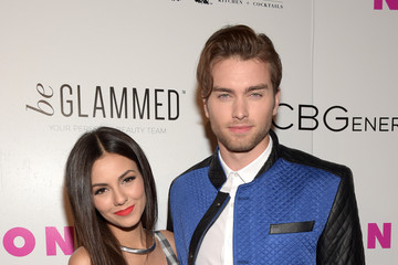 Victoria Justice Pierson Fode NYLON Young Hollywood Party, Presented By BCBGeneration