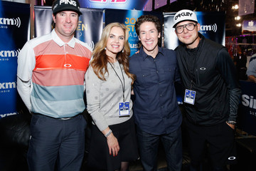 Victoria Osteen SiriusXM at Super Bowl XLIX Radio Row