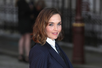 Victoria Pendleton Royal Academy Summer Exhibition - Preview Party Arrivals