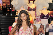Victoria's Secret Angel Taylor Hill Launches the All-New Easy Collection From Body By Victoria in San Francisco