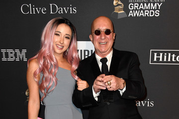Victoria Shaffer Pre-GRAMMY Gala And GRAMMY Salute To Industry Icons Honoring Clarence Avant – Arrivals