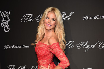 Victoria Silvstedt Gabrielle's Angel Foundation Hosts Angel Ball