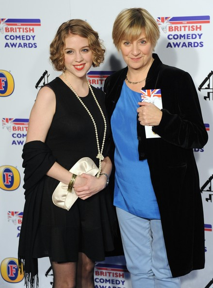Victoria Wood and Grace Wood - British Comedy Awards 2011